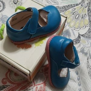 Livie & Luca Astrid Blue Jay Shoes